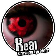 Real Sharingan Eye Editor
