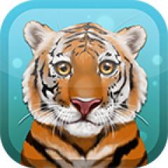 Cute Tiger Live Wallpaper PrevNext