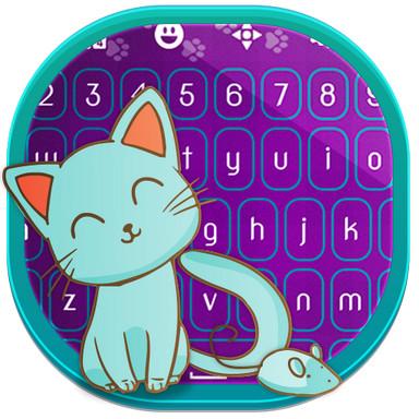 Kitty Keyboard Theme