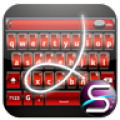SlideIT Red metal box skin
