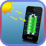 태양열 충전기 장난