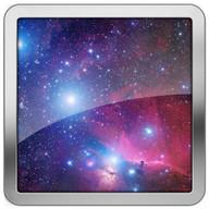 Space Quasar HD Live Wallpaper
