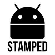 Stamped Black Icons