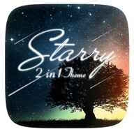 (FREE) Starry 2 In 1 Theme