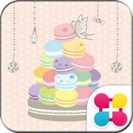 Cute Wallpaper Sweet Macaron