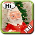 Talking Santa Claus Free