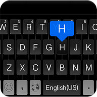 Typewriter Keyboard Theme