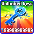 Unlimited Keys and coins for Subway