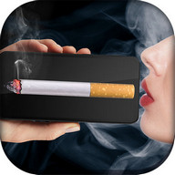 Virtual Cigarette Smoking