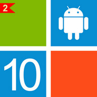 Win 10 Launcher: 2 - Make your Android look like Windows 10