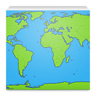 World Map App