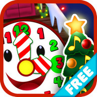 Christmas Toy Clock for Kids