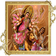 3D Maa Durga Live Wallpaper