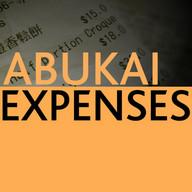 Expense Reports, Receipts with ABUKAI Expenses