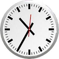 Analog and Digital Clock