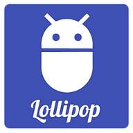 Lollipop 5.0 Zooper Widget