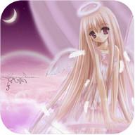 3D Angels Wallpaper