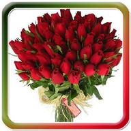 Beautiful Flowers Bouquet Glit