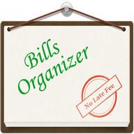 Bills Organizer Free