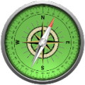 Compass - The best compass for your mobile phone