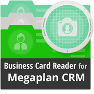 Business Card Reader for Megaplan CRM