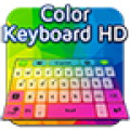 Color Keyboard HD Theme - Add an explosion of color to your keyboard