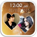 Couple Photo Lock Screen