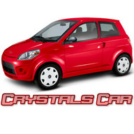 Crystals Car
