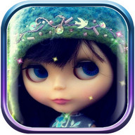 Cute Dolls Live Wallpaper