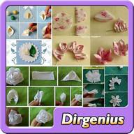 DIY Flower Craft Designs