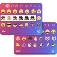 Emoji One Emoji & Emotikon Keyboard Ponsel Android