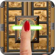 Finger Temple Door Lock Prank