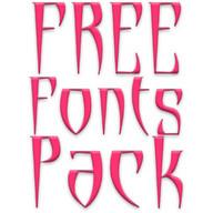 Fonts for FlipFont #14