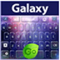 GO Keyboard Galaxy Theme