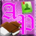 GoContacts Adea Pink Theme