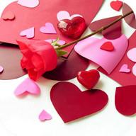 Imagens com frases de amor