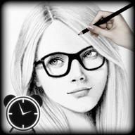 Pencil Sketch 3D