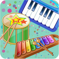 Kids Music Instruments Sounds