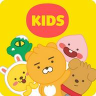 카카오키즈 : 한솔교육 론칭 Kids WORLD