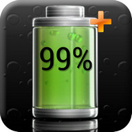 Battery Widget+ % Indicateur