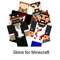 Skins for Minecraft Pocket Ed