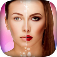 Photo Face Makeup - Try out new hair, eye colors, and makeup