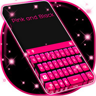 Pink Keyboard For WhatsApp