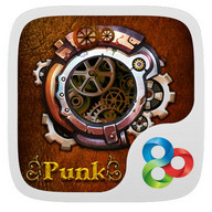 Punk GO Launcher Theme