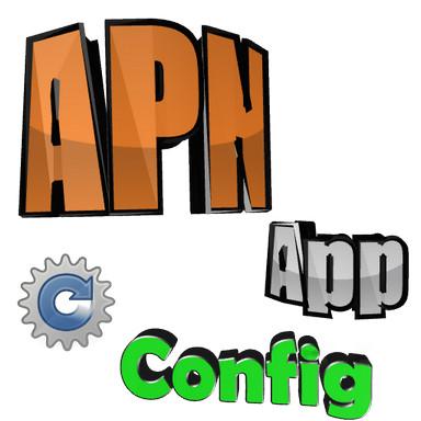 APN Config Android App APK (biz andromo dev260931 app289634