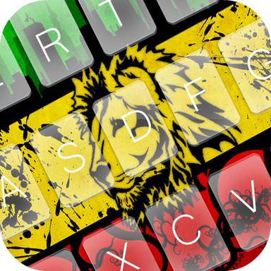 emoji keyboard rasta