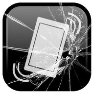 Shake! Cracked Screen Live WP