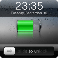 Slide To Unlock-Drops