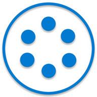 Stamped Blue SL Theme