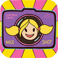 Summer Snaps Photo Sticker App
